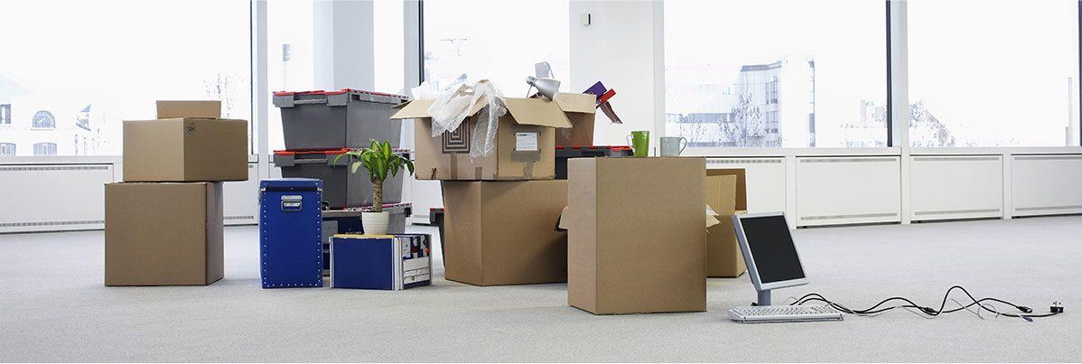 Как отправить домашние вещи в другой город транспортной компанией