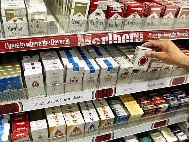 Цены табачных изделий в магните сигареты импортные оптом в москве